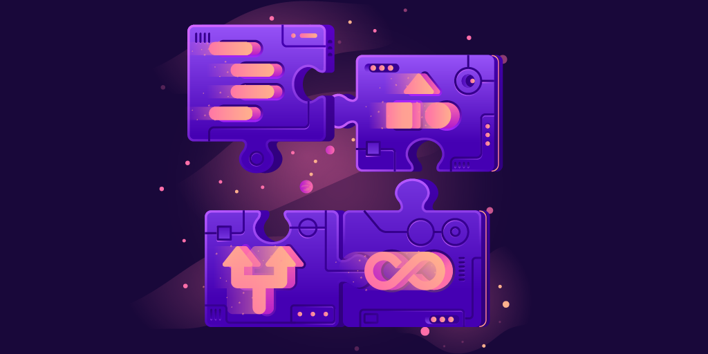 Illustration image of our Vue.js course named Vue.js Fundamentals