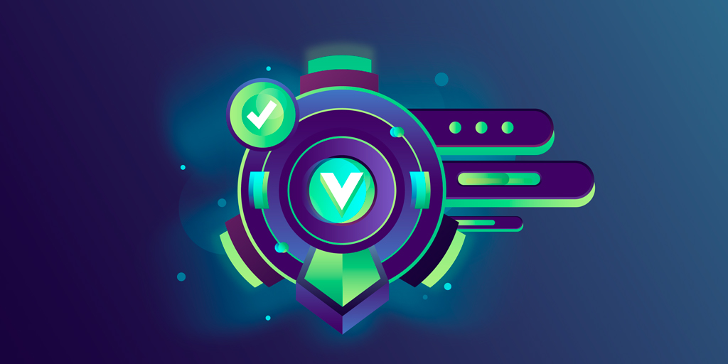 Illustration image of our Vue.js course named Vue.js Form Validation